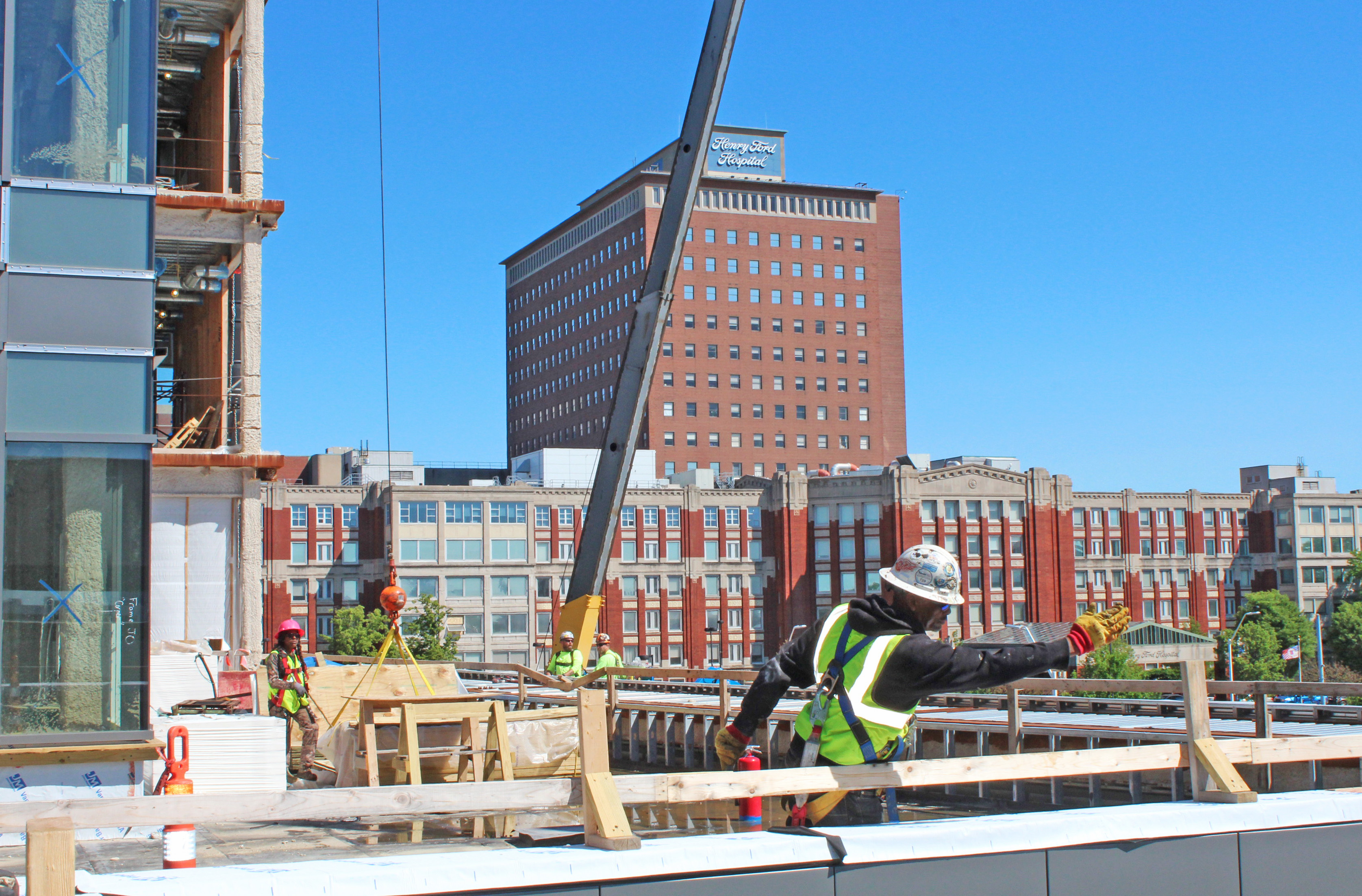 Cancer treatment getting its own, new building at Henry Ford Health